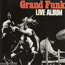 GRAND FUNK RAILROAD - Live Album > CD