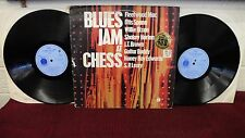 BLUES JAM AT CHESS 2 x LP Fleetwood Mac Otis Span Willie Dixon Honey Boy Edwards