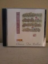 Chinese Tea Ballads 1995 CD Asian New Age Ceremony Music