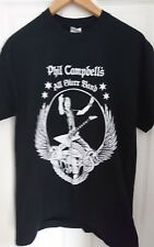Motorhead Phil Campbell T-shirt New Unworn Excellent Condition Official Medium