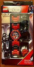 Lego Star Wars Wrist watch Darth Vader, NEW