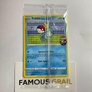 Sobble On The Ball 005/005 Pokemon FA England Futsal Promo Card - NEW & SEALED