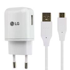 ORIGINAL LG MCS-H05 + USB C SCHNELL LADEGERÄT NETZTEIL LADEKABEL NEXUS G5 G6 NEU