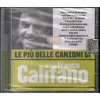 Franco Califano CD Le Piu' Belle Canzoni Di / Warner Sigillato 5051011173226