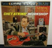 CHET ATKINS WORKSHOP (VG) LSP-2232 LP VINYL RECORD