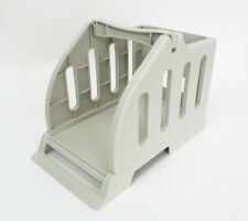 Label Holder for Rolls and Fan-Fold Labels Great for Desktop Thermal Printers