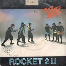 DISCO 45 Giri  The Jets - Rocket 2 U / Our Only Chance