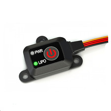 Sky RC 4-12V 10A Power Switch SK-600054-02 With LVC Cut Off For Li-Po