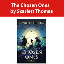 The Chosen Ones (Worldquake,Book 2) by Scarlett Thomas book NEW [HB]