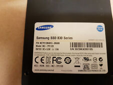 Samsung SSD 830 64gb, interna, nodataproperty mz-7pc064 SATA III