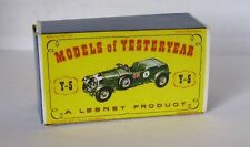 Repro Box Matchbox MOY Nr.05 4,5 Litre Blower Bentley