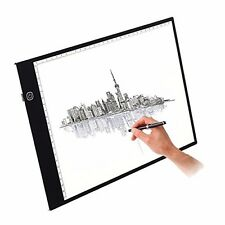 LED Copy Board, M.Way A2/A3/A4 Super Thin LED Drawing Copy Tracing Light Box A4