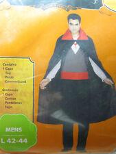NWT Adult Men's Classic Vampire Costume - L 42/44