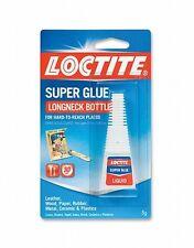 Henkel 230992 Loctite Super Glue Longneck Bottle 5g