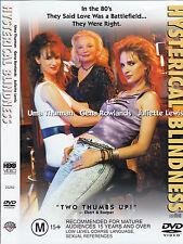Hysterical Blindness-2003-Uma Thurman- Movie-DVD