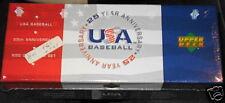 Set- Upper Deck USA Baseball Nat'l Team 25thAnniversary