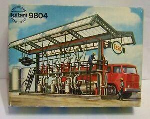 KIBRI Spur H0, 9804, Bausatz Tankwagen-Befüllung, ungebaut, OVP, XT7187X