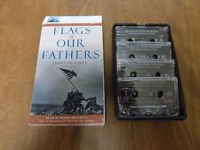 Flags of Our Fathers by James Bradley & Ron Powers (2000, 4 Cassettes, Abridged)
