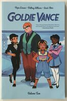 Goldie Vance Vol. 2 #2 TPB Graphic Novel by Hope Larson (2017, Paperback) NEW