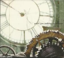 PEARL JAM - Nothing as it seems - CDs SINGOLO 4 TRACKS