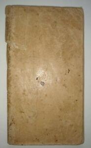 HANDWRITTEN BOOK-Cheshire County-New Hampshire-History-Genealogy-Directory-1835