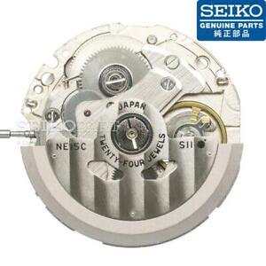 Seiko SII NE15 NE15C Automatic Watch Movement - 3 Hands Date @3H Compatible 6R15