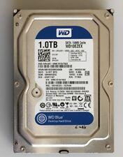 """Western Digital 1TB WD10EZEX 3.5"""" SATA 7200 RPM 64MB Cache Hard Drive"""