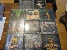 Horrorpunk  CD sammlung- 11stück fiend neu,ovp horrorpunk ,psychobilly -paket 1