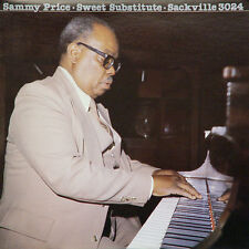 SAMMY PRICE Sweet Substitute Canada Pressing Sackville 3024 LP