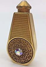 Vintage Marcel Franck Weekend Gold Plated Perfume Atomizer Perfume Bottle 1950s