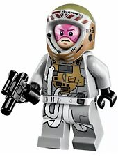 LEGO Star Wars Gray Squadron B Wing Pilot Minifigure from set 75050 - sw0558