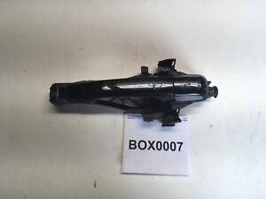 2009 VOLVO C30 T5 FRONT RIGHT PASSENGER SIDE EXTERIOR DOOR HANDLE BLACK OEM+