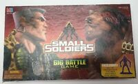 1998 SMALL SOLDIERS Big Battle Board Game MILTON BRADLEY  Please Read!