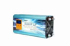 "20000W/5000W LF Pure Sine Wave Power Inverter 24V DC/230V AC 3.5""LCD/UPS/Charger"