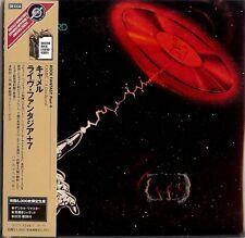 THE CAM;EL - A LIVE RECORD 2 CD  2002  UNIVERSAI  JAPAN  PAPER SLEEVE  +  BONUS