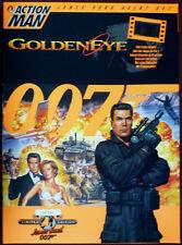 "James Bond 007 Action Man Goldeneye 12"" inch Figure - New in box"
