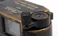 CAMERAQUEST Leica MP Film Rewind Lever BLACK PAINT M2 M3 MA