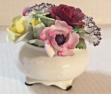 Royal Doulton Bone China Bouquet Made In England Perfect