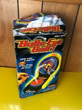 Bulls-Eye Ball 2 Electronic Talking Target Game 🎯Hasbro 2005 8 balls SKI BALL