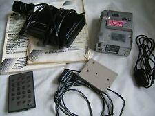 JVC GR-DVX4 Mini DV PAL Digital Video Camera Has FireWire / IEEE / iLINK Ability