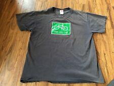 Mens Size L (Large) One Less Car T-shirt - Bicycle, Biking