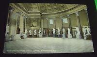 West Side Statuary Hall U.S. Capitol Washington D.C. Vintage Postcard Unposted