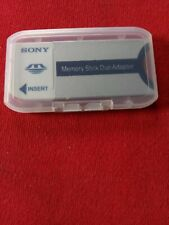 Sony Genuine Msac-M2 Camera Memory Stick Duo Adapter, Only