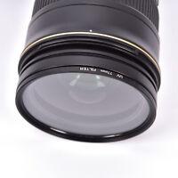 LJ View 40.5-82mm UV filter lens ultraviolet protection for camera lens LJ