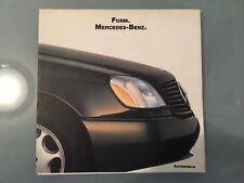1995 Automobilia  FORM - Mercedes Benz  By Bruno Alfieri  with R. Meier R. Piano