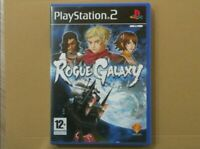 Sony Playstation 2 Game ROGUE GALAXY PS2 Complete CIB Tested Fast and Free P&P