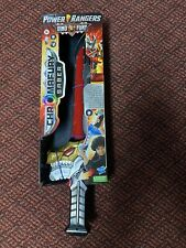 Power Rangers Dino Fury Morpher Chromafury Saber - NEW with Lights & Sounds!