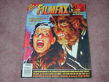 FILMFAX # 116, Teenage Werewolf, Dean Martin, IT! The Terror, FREE SHIPPING USA