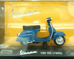 Collection Models vespa motorcycle Scale 1:18 180 SS diecast Motor Bike