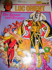 LUC ORIENT  ZACK ALBUM 15  1017